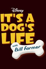 It's a Dog's Life with Bill Farmer (Disney+) Large Poster