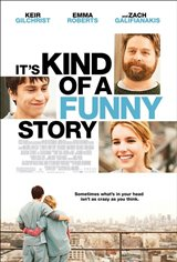 It's Kind of a Funny Story Movie Poster