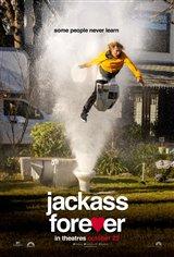 jackass forever Movie Poster