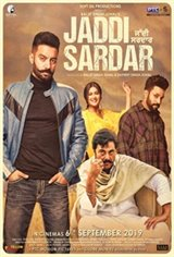 Jaddi Sardar Movie Poster