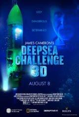 James Cameron's Deepsea Challenge 3D Large Poster