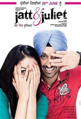 Jatt & Juliet 2 Large Poster