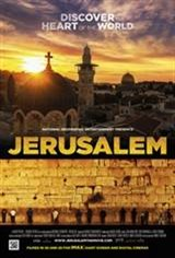 Jerusalem 3D Movie Poster