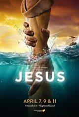 JESUS Large Poster
