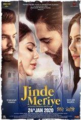 Jinde Meriye Movie Poster