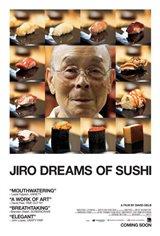 Jiro Dreams of Sushi Movie Poster