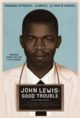 John Lewis: Good Trouble Movie Poster