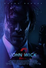 John Wick: Chapter 2 Movie Poster Movie Poster
