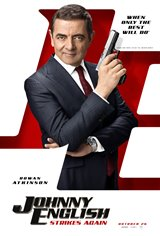 Johnny English Strikes Again Movie Poster Movie Poster