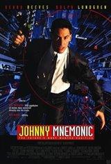 Johnny Mnemonic Movie Poster