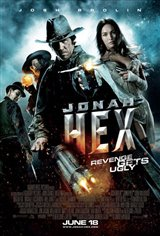 Jonah Hex Large Poster