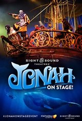 JONAH - On Stage! Movie Poster
