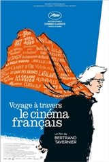 Journey Through French Cinema (Voyage à travers le cinéma français) Large Poster