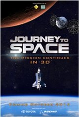 Journey to Space: The IMAX 3D Experience Movie Poster