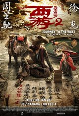 Journey to the West: The Demons Strike Back Movie Poster