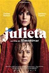 Julieta Movie Poster