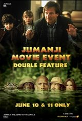 Jumanji Movie Event Movie Poster