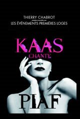 Kaas chante Piaf Movie Poster