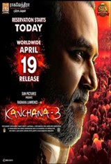 Kanchana 3 (Telugu) Movie Poster