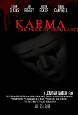 Karma: The Price of Vengeance Movie Poster