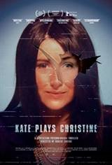 Kate Plays Christine Movie Poster
