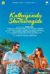 Katheyondu Shuruvagide Movie Poster