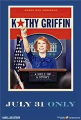 Kathy Griffin: A Hell of a Story Large Poster