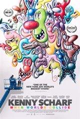 Kenny Scharf: When Worlds Collide Movie Poster