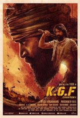 K.G.F (Hindi) Movie Poster