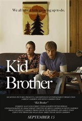 Kid Brother Large Poster