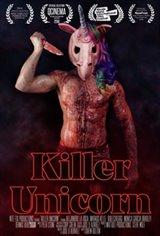 Killer Unicorn Large Poster