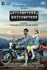 Kilometers & Kilometers Large Poster
