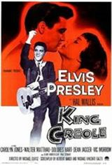 King Creole (1958) Movie Poster
