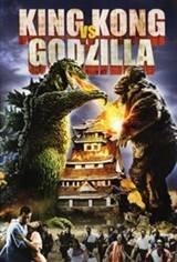 King Kong vs. Godzilla Movie Poster