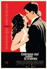 Kiss Me With All Your Love Large Poster