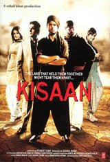 Kissan Movie Poster