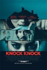 Knock Knock Movie Poster