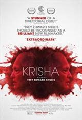 Krisha Movie Poster