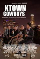 Ktown Cowboys Movie Poster