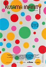 Kusama: Infinity Movie Poster