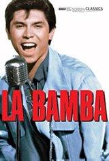 La Bamba presented by TCM Movie Poster