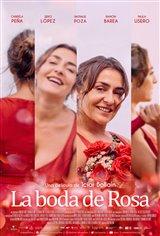La boda de Rosa Movie Poster