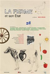 La ferme et son état Movie Poster