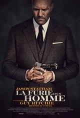 La furie d'un homme Movie Poster