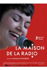 La Maison de la Radio Movie Poster