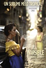 La vie invisible d'Eurídice Gusmão (v.o.s.-t.f.) Movie Poster