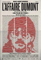 L'affaire Dumont Movie Poster