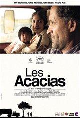 Las Acacias Movie Poster