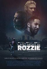 Last Night in Rozzie Movie Poster