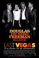 Last Vegas Movie Poster